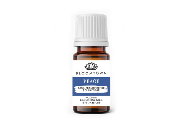 Peace - Blend of 100% Pure Essential Oils (10ml)