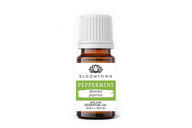 Peppermint Essential Oil - 100% Pure (10ml)