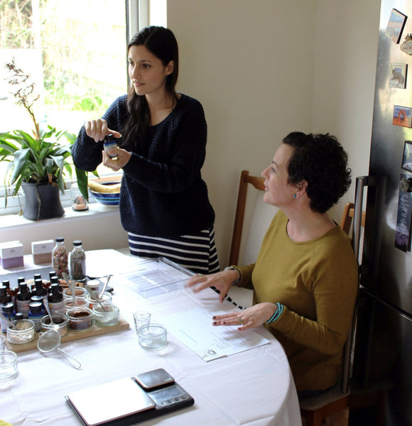 Natural Soap-Making Workshop in Cornwall - Bloomtown Botanicals