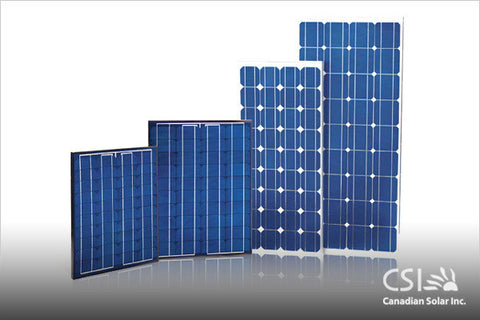 Canadian Solar CS6P 260W Modules