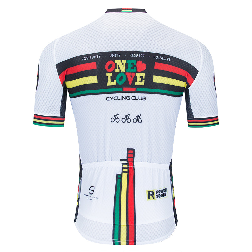 A5 White Elite Prime Club Jersey - Men/Unisex*