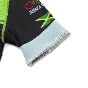 A5 Jamaica Racing Jersey- Green  Women