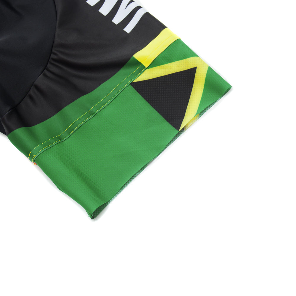 A5 Jamaica One Piece Racing Kit - Green Women