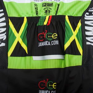 A5 Jamaica One Piece Racing Kit - Green - Women