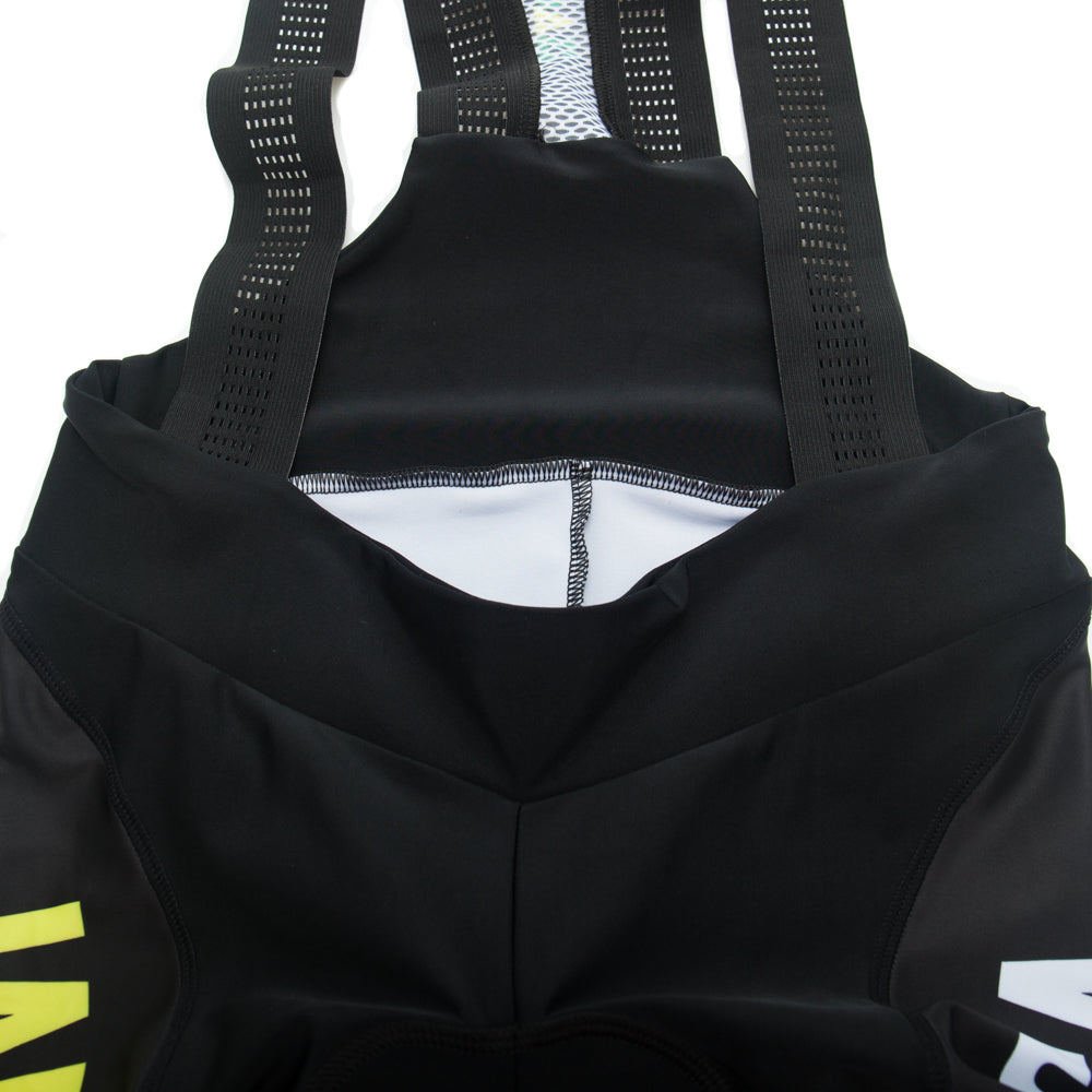 A5 Jamaica Elite Racing Bib shorts -  Men/Unisex OOPS- Slight ink bleed on bands** NO RETURNS OR REFUNDS