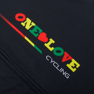 2021 One Love Stripe Sleeve  Jersey Women