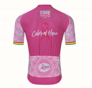 2021 Pink Cancer Warrior Jersey - women
