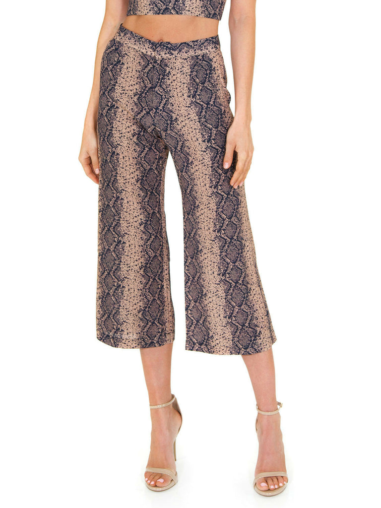 Woman wearing a pants rental from Blue Life called Summer Breeze Maxi Dress