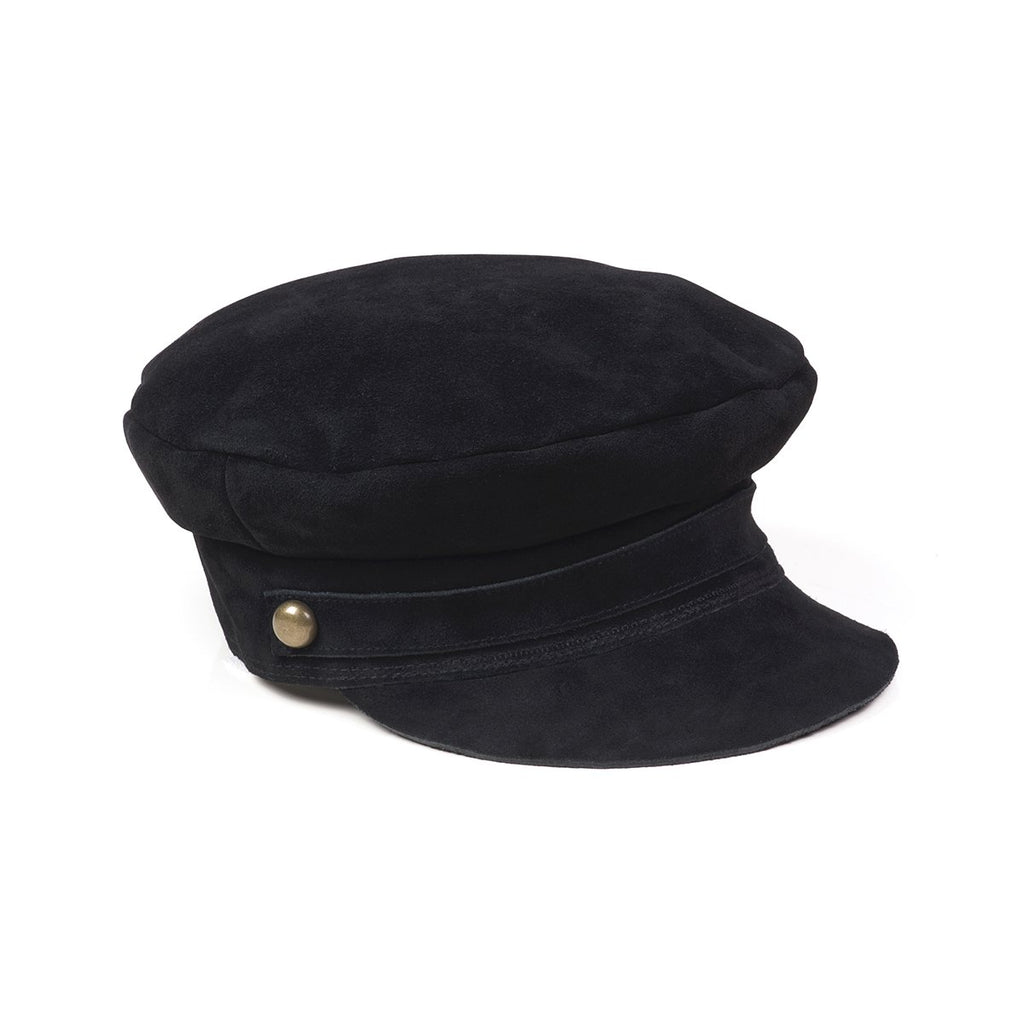 Women outfit in a hat rental from Lack of Color called Beret
