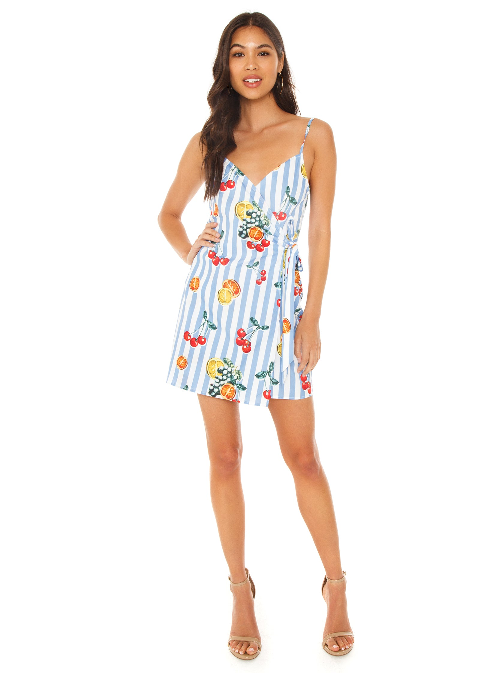 Girl outfit in a romper rental from Show Me Your Mumu called Addison Romper