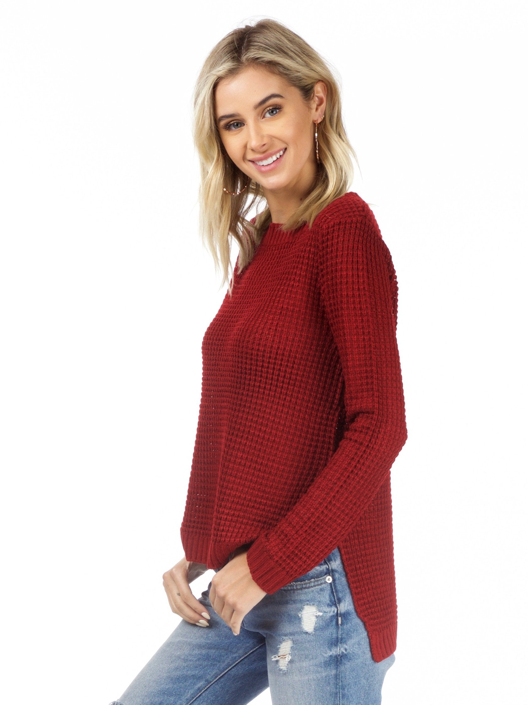 Women outfit in a sweater rental from BB Dakota called Jack By Bb Dakota Dunning Sweater