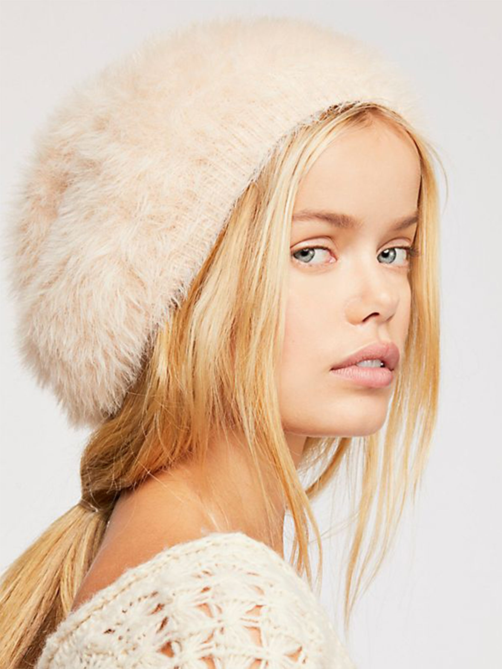Girl outfit in a hat rental from Free People called Big Sky Slouchy Beanie 28ee51edd4b
