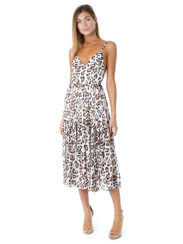 Women outfit in a dress rental from Blue Life called Summer Breeze Maxi Dress