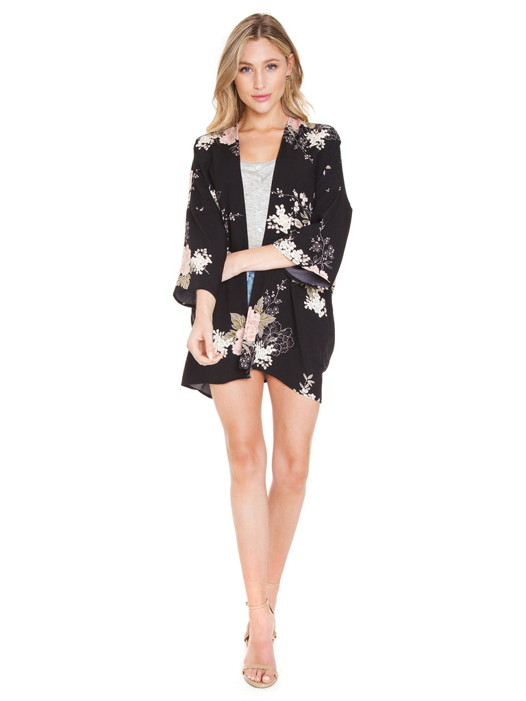 women outfit in a kimono rental from bishop   young called