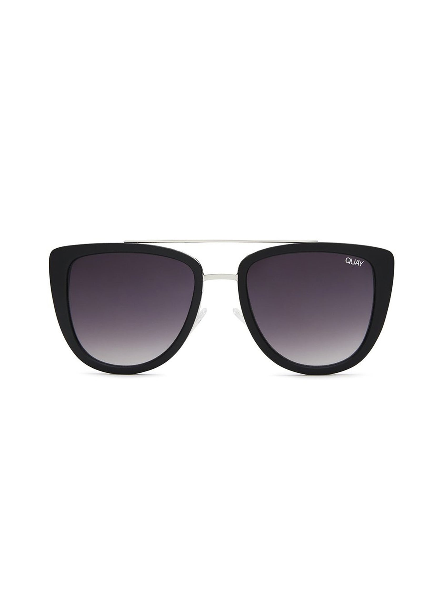 2d2a8be4bf Girl outfit in a sunglasses rental from Quay Australia called French Kiss  55mm Cat Eye Sunglasses