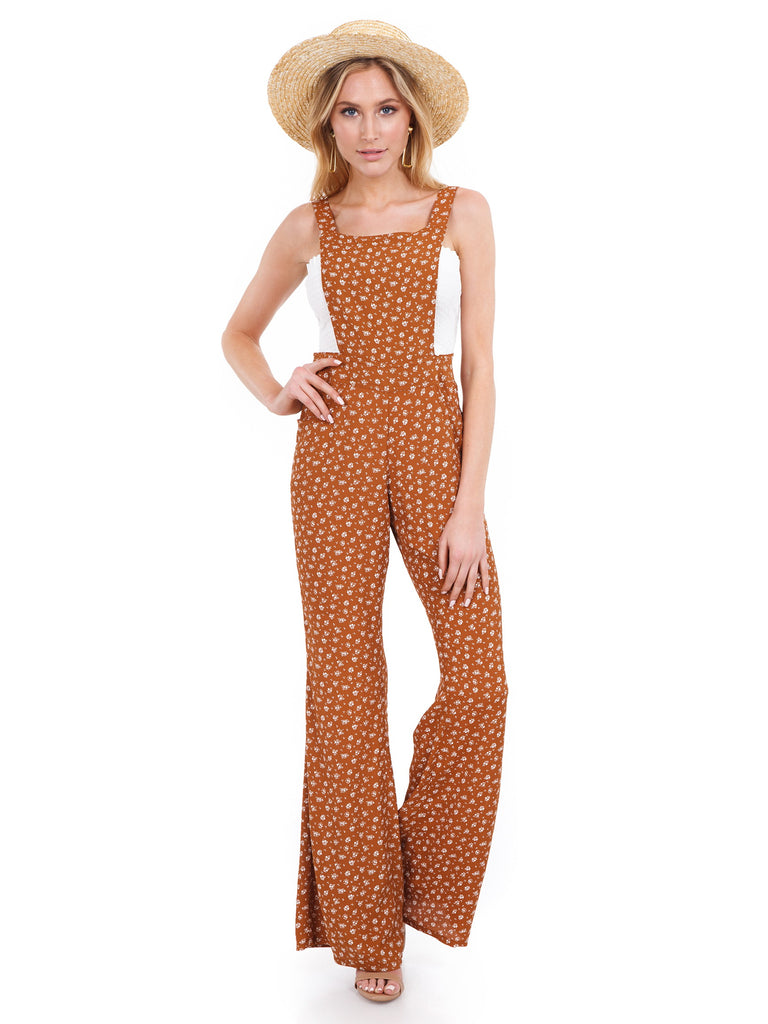 Women outfit in a jumpsuit rental from Blue Life called Dance Till Dawn Romper