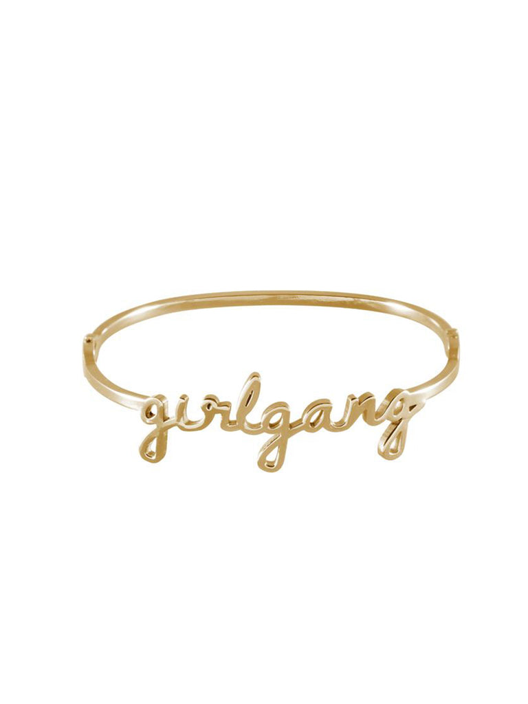 Women outfit in a bracelet rental from Wanderlust + Co called Zodiac Gold Ring (select Your Sign)