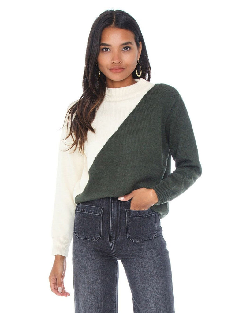 Women wearing a sweater rental from Knot Sisters called Image Sweater