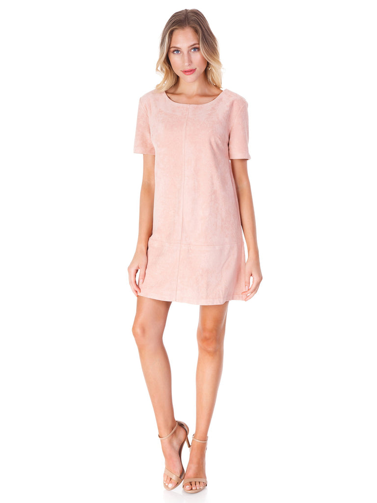 Girl outfit in a dress rental from Bishop + Young called V-neck Ruffle Sleeve Top