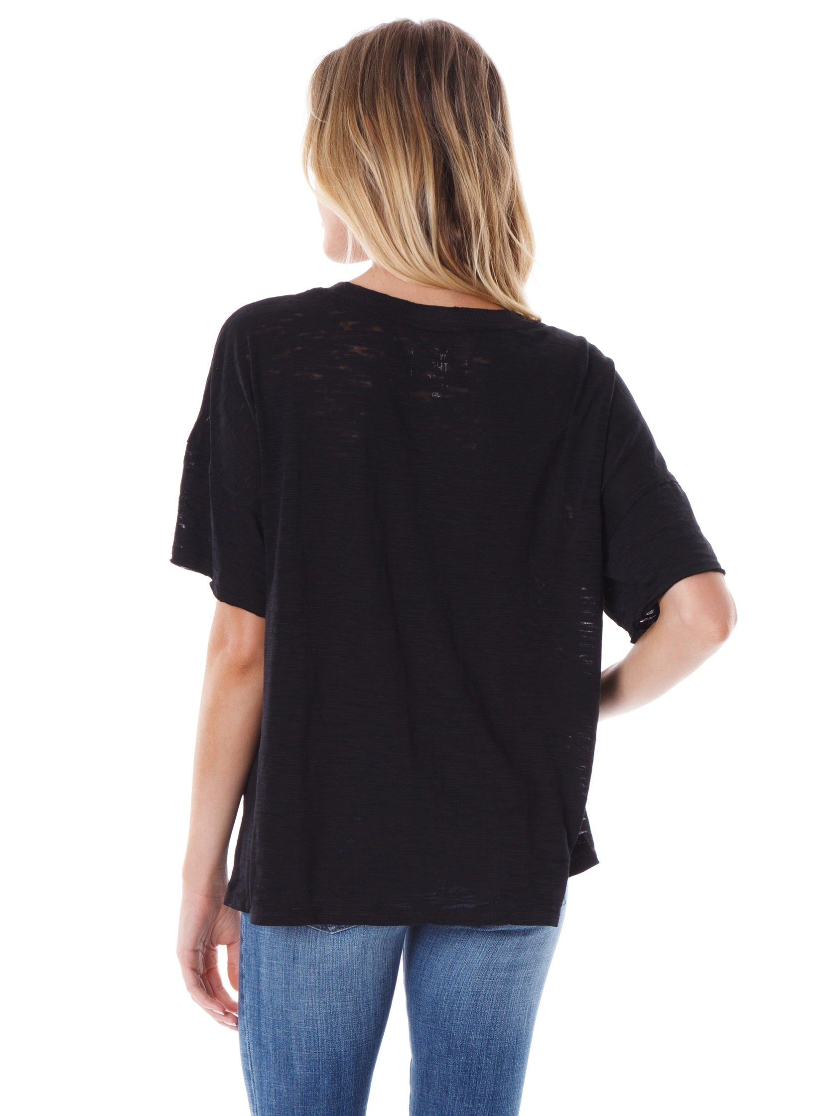 aa02861c67e4 Women outfit in a top rental from Free People called Jordan Tee