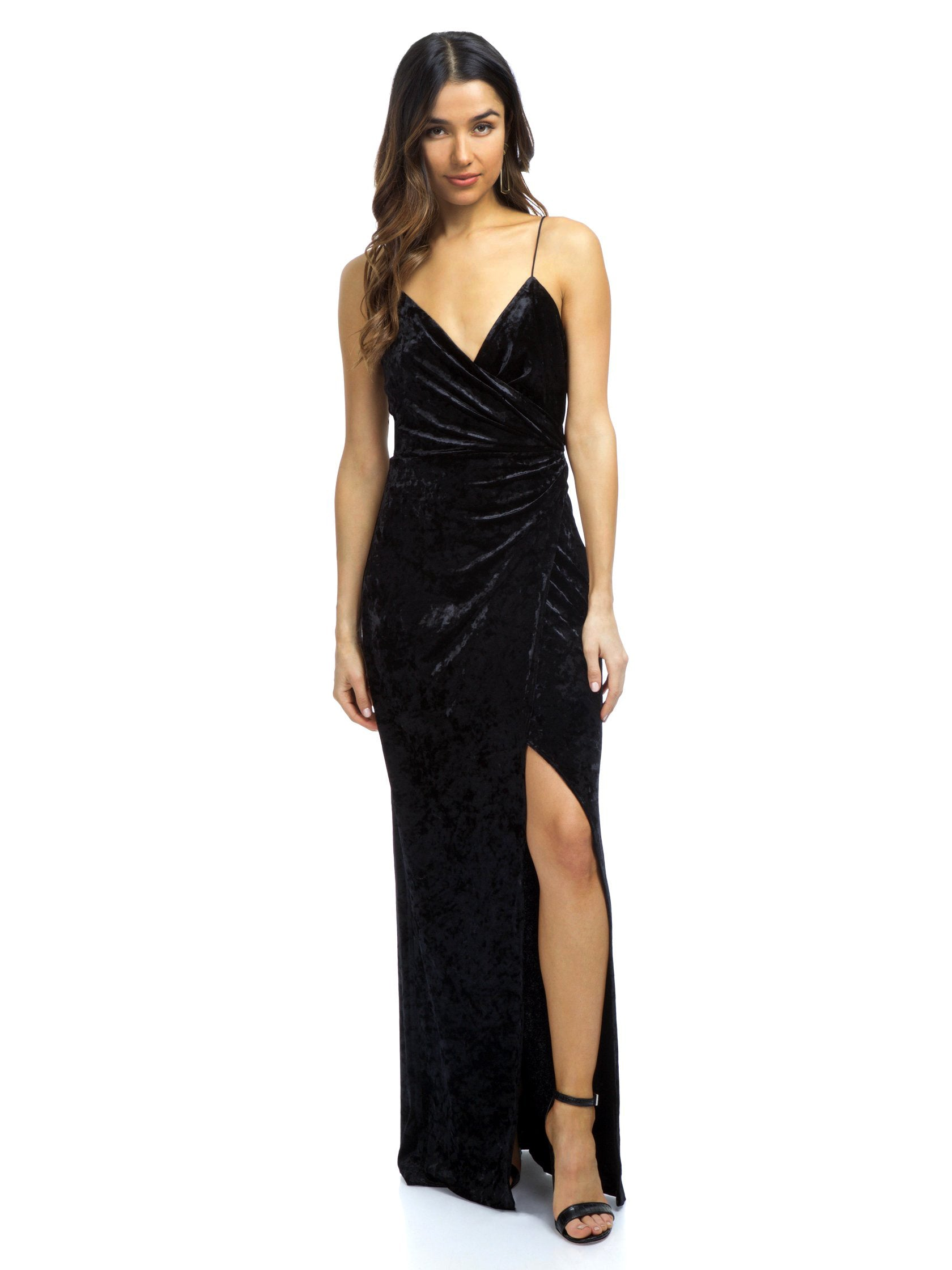 Kennedy Maxi Dress in Black. - size 4/S (also in 2/XS) Stylestalker Discount View kL5MFyWUB