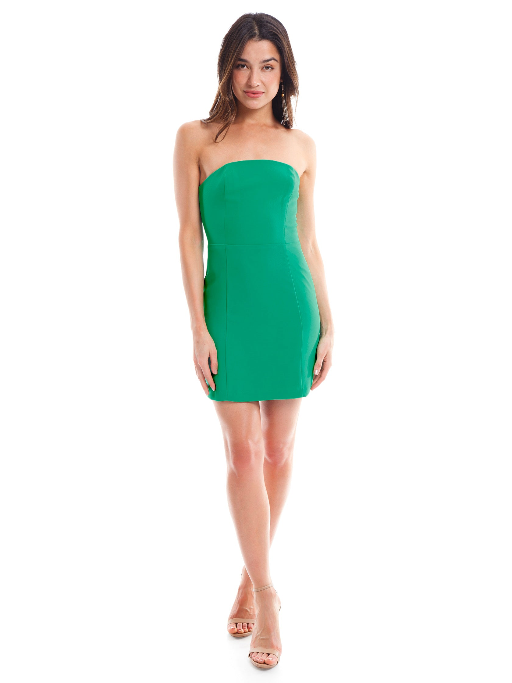 Mandy Dress in Green. - size S (also in L,M,XS) Amanda Uprichard
