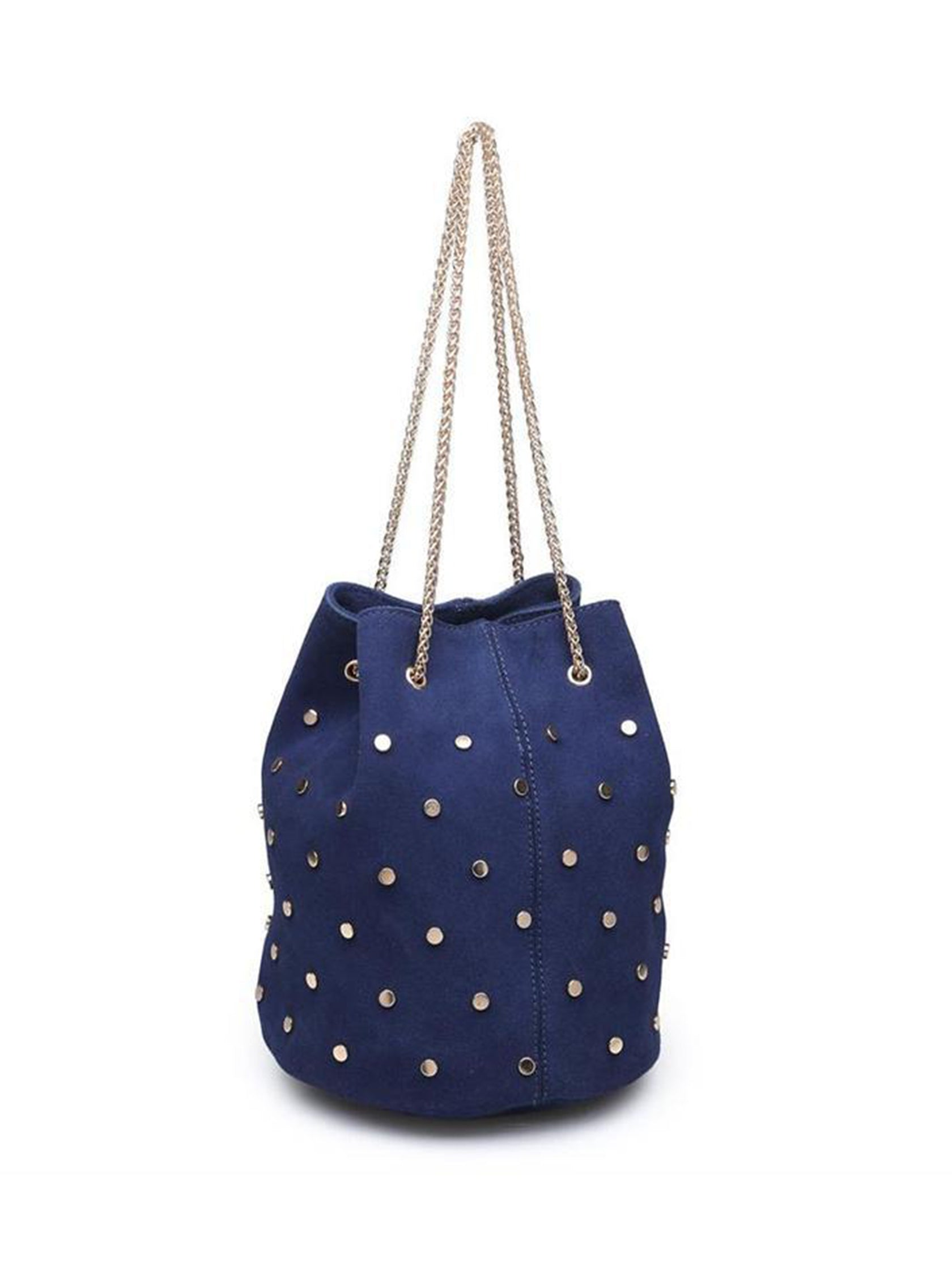 Women outfit in a purse rental from FashionPass called Colette Bucket Bag