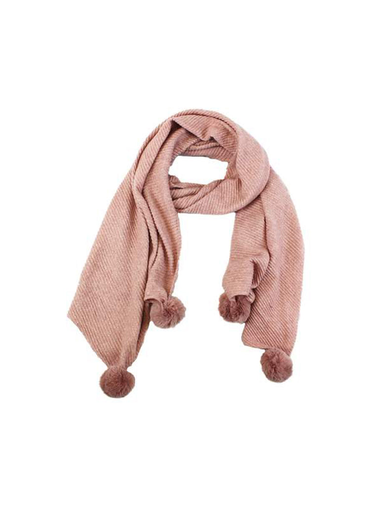 Girl wearing a scarf rental from Michael Stars called Zodiac Gold Ring (select Your Sign)