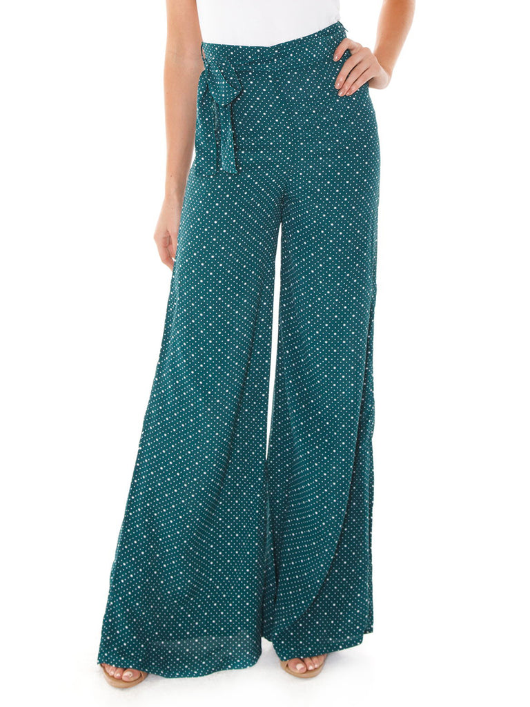 Women wearing a pants rental from Flynn Skye called Monica Maxi Dress