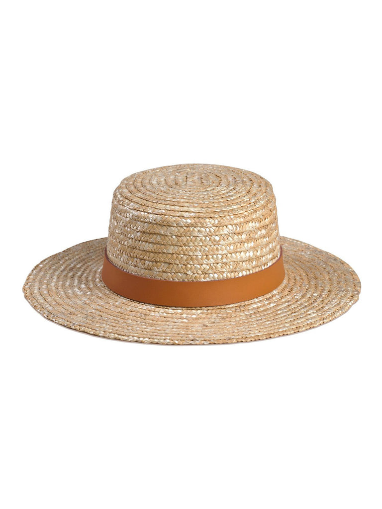 SPENCER TERRACOTTA HAT