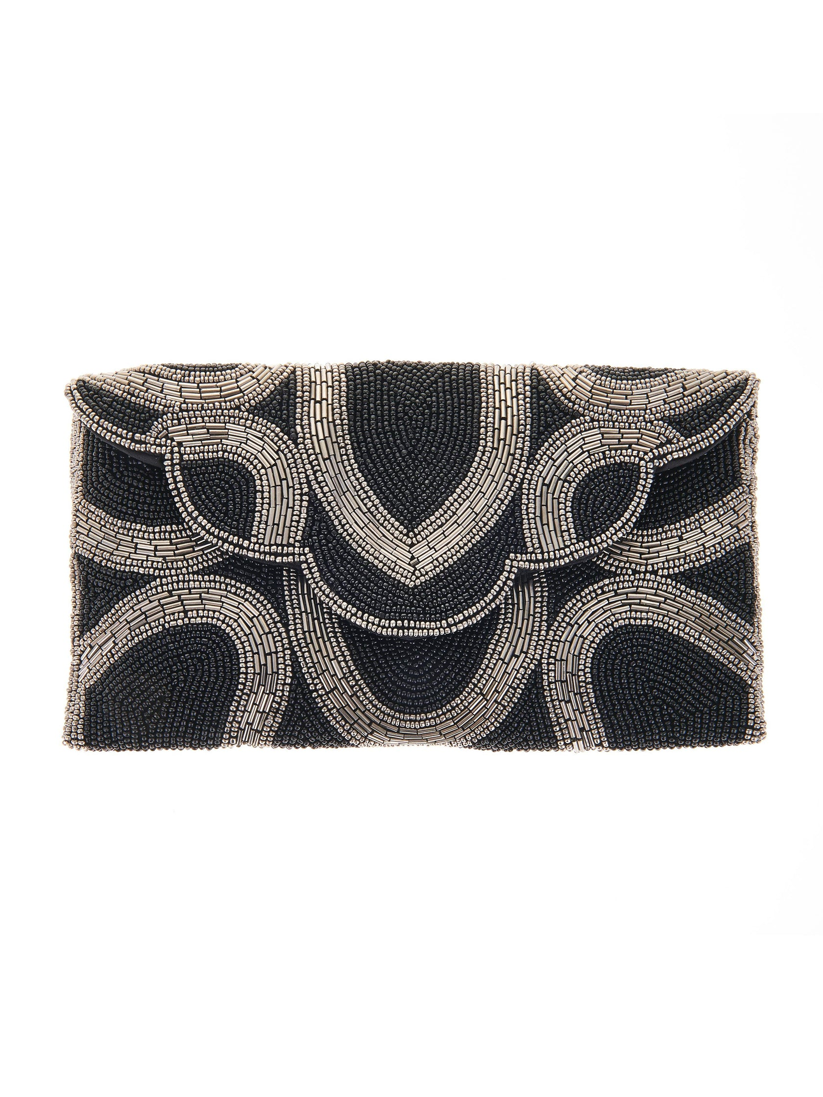 Women outfit in a purse rental from From St Xavier called Tove Clutch