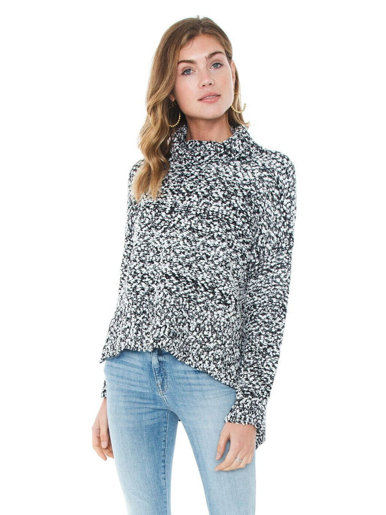 Women wearing a sweater rental from MINKPINK called Aloha Crop Top