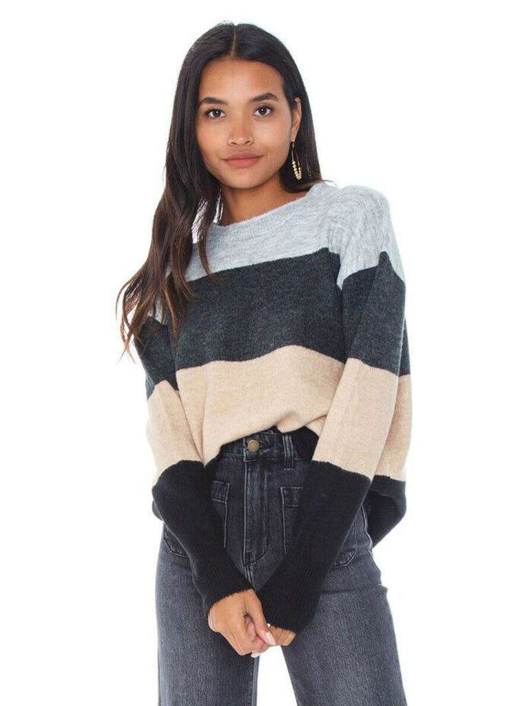 Girl outfit in a sweater rental from Lost In Lunar called Sienna Trench