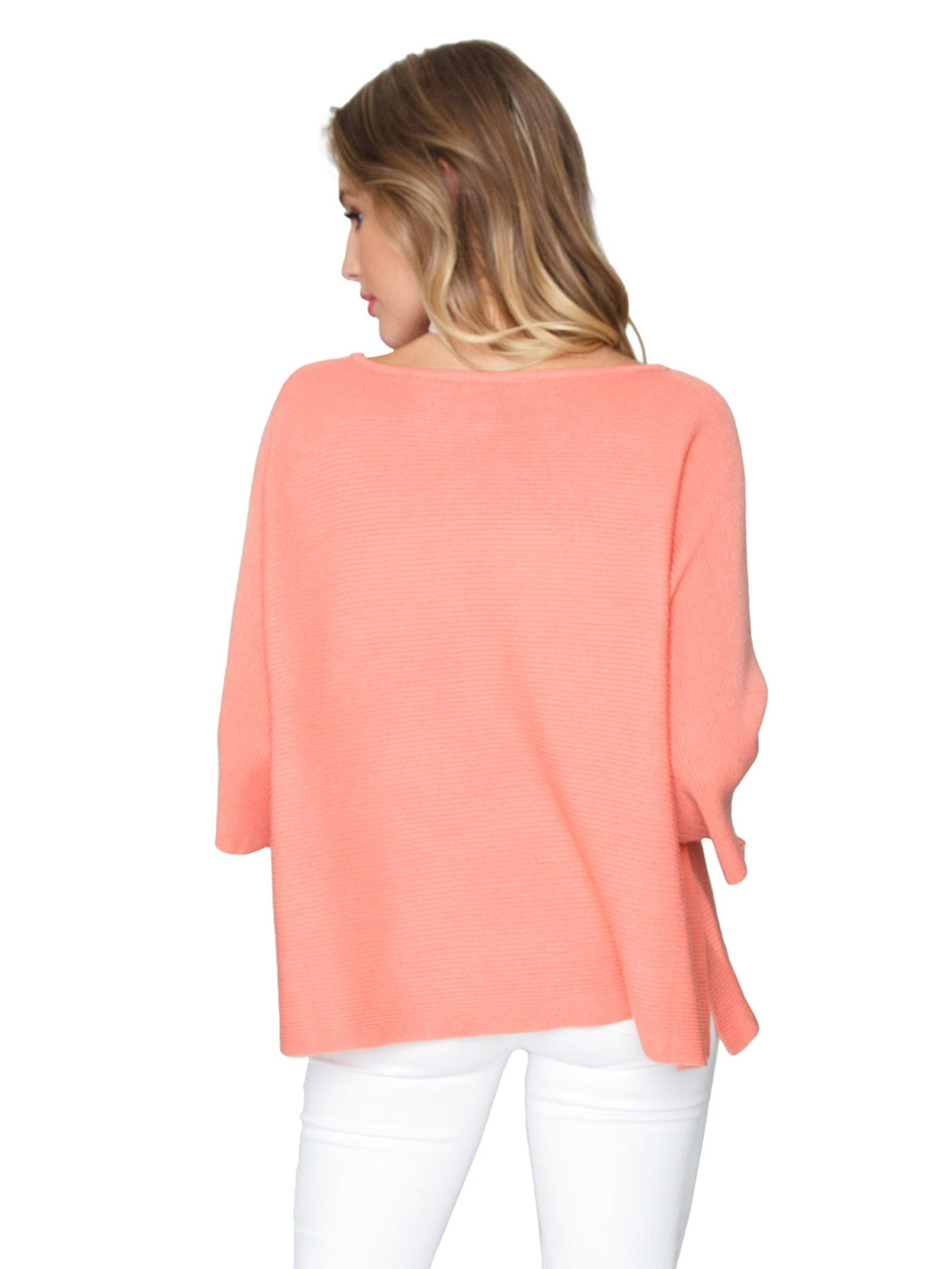 Women outfit in a top rental from FashionPass called Wide Sleeve Knit Top