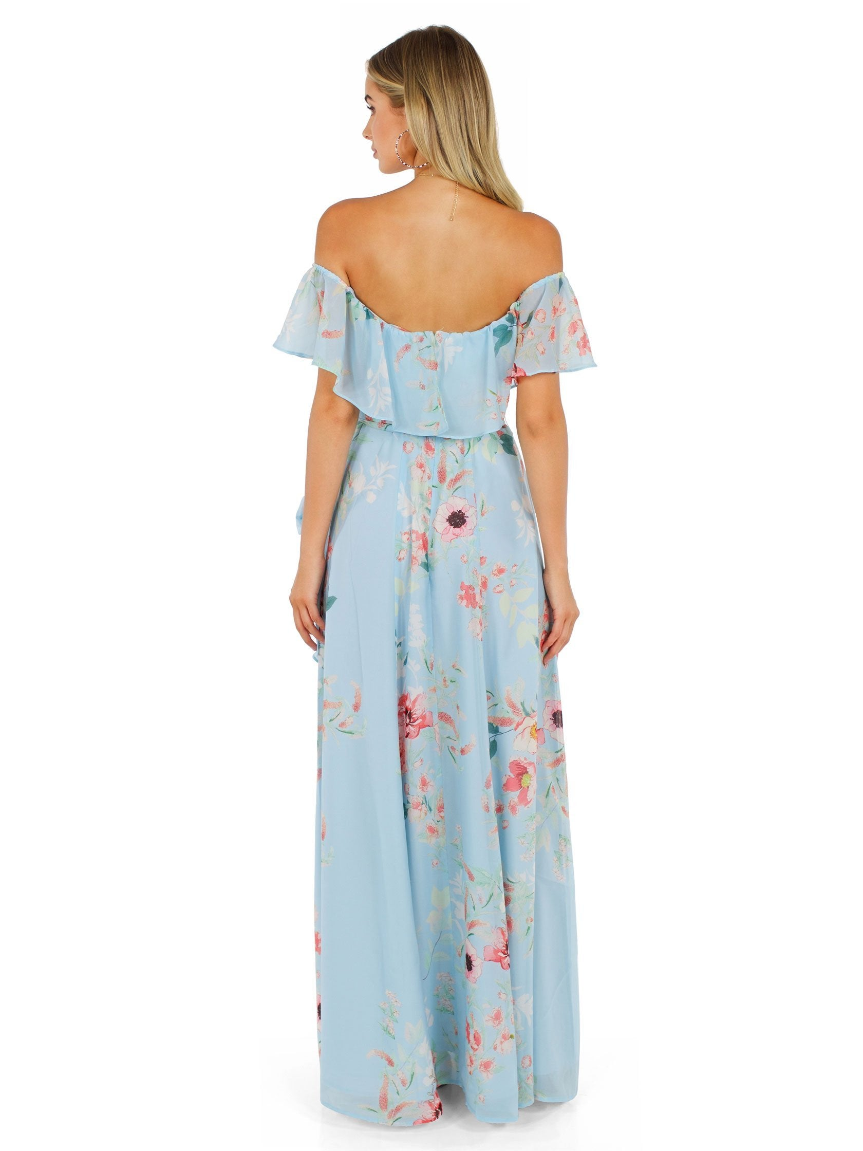 YUMI KIM Rental | Carmen Maxi Dress - FashionPass
