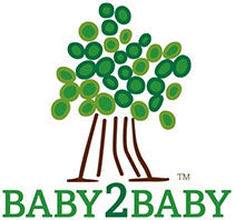 For every new clothing rentals membership, we donate diapers, a baby onesie, or school supplies to Baby2Baby.