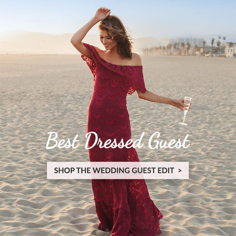 Nightcap Clothing for wedding guest dress rentals and bridesmaid dresses