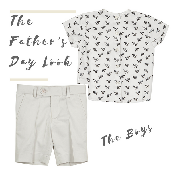 Perfect the Look for Father's Day