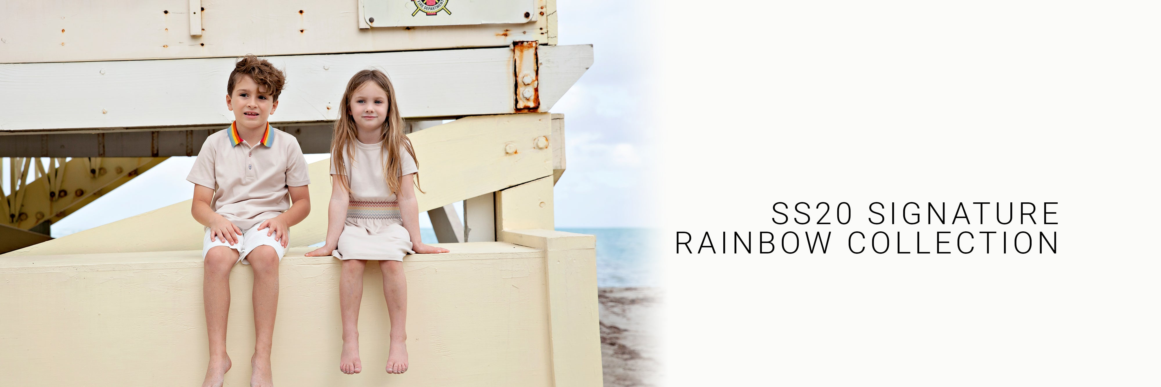 SS20 Signature Rainbow Collection