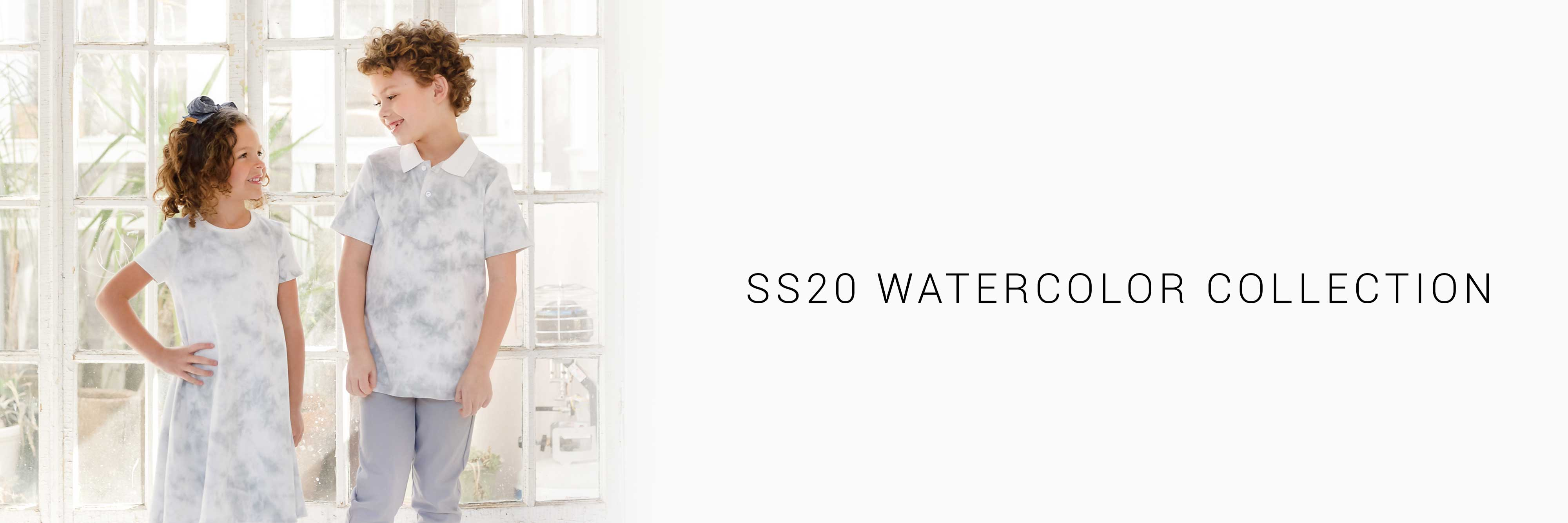 SS20 Watercolor Collection