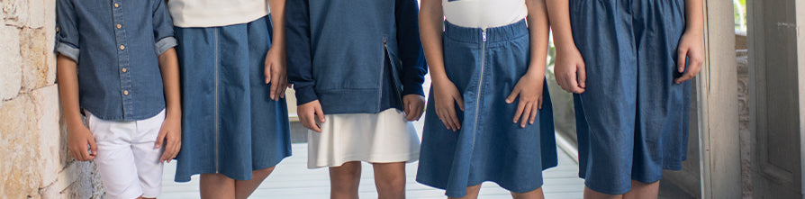 SS19- Teens' Everyday Skirts