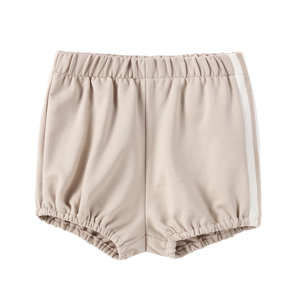 Light Tan Bloomer Shorts