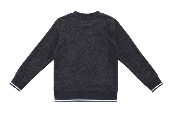 Girls' Envelope Sweatshirt