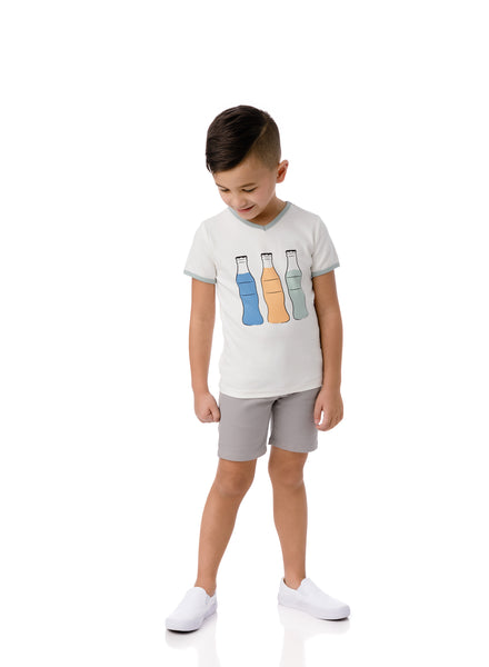 Boys Bottle T-shirt
