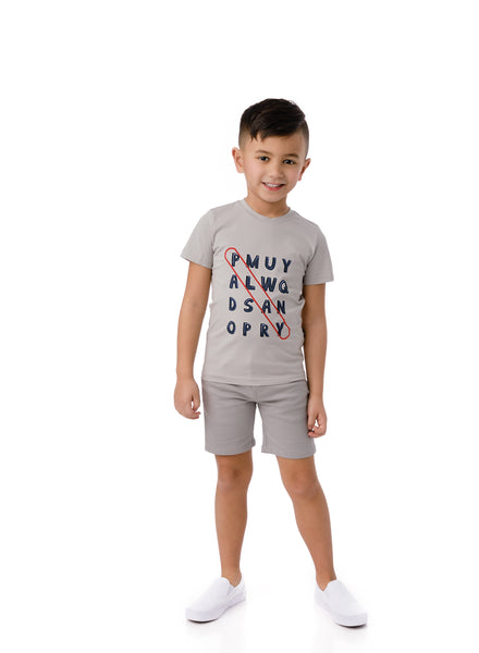 Boys Play T-shirt