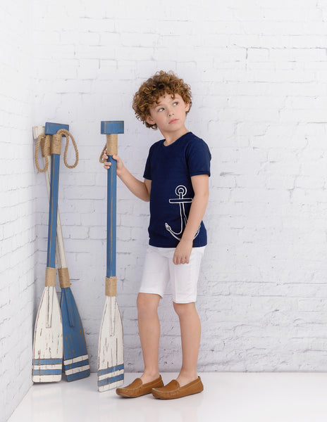 Boys Anchor T-shirt