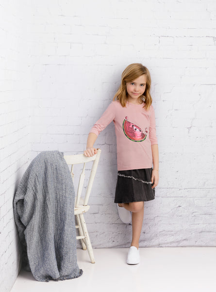 Girls' Watermelon T-shirt