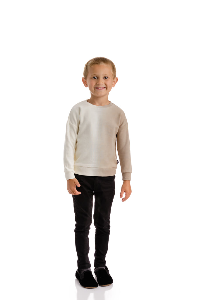 Boys Ombre Sweatshirt