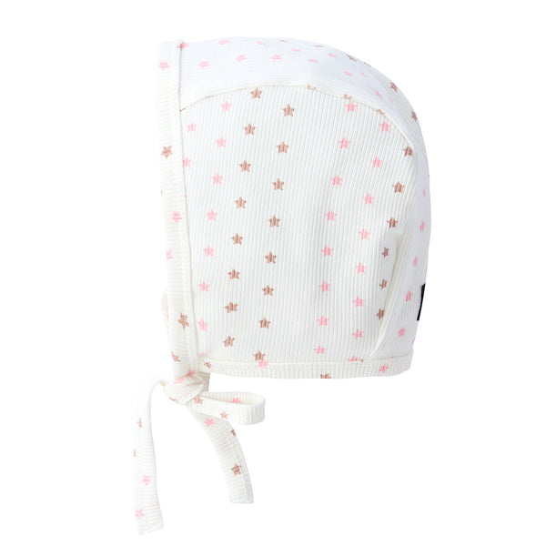 Baby Hat in Pink Star