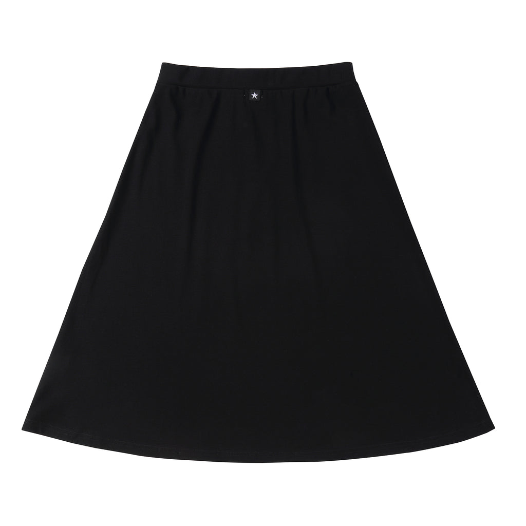 Teens Black and White Skirt